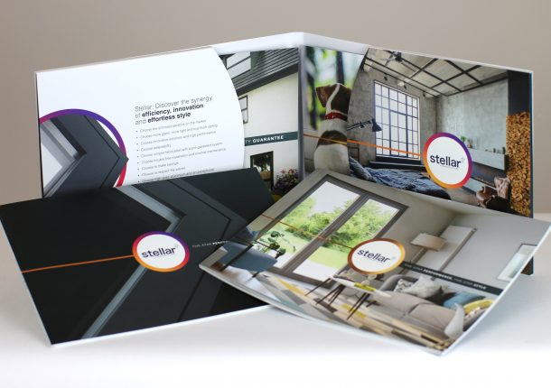 Epwin Window Systems releases Stellar marketing material