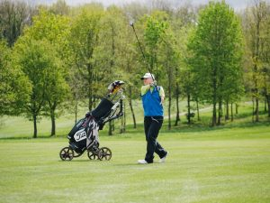 Epwin Window Systems' Tony Lloyd tops the net World Ranking for Golfers with Disability