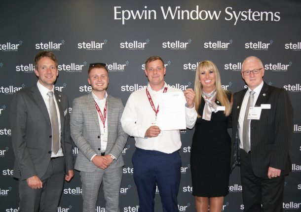 Clearview Glaziers takes market advantage with Stellar