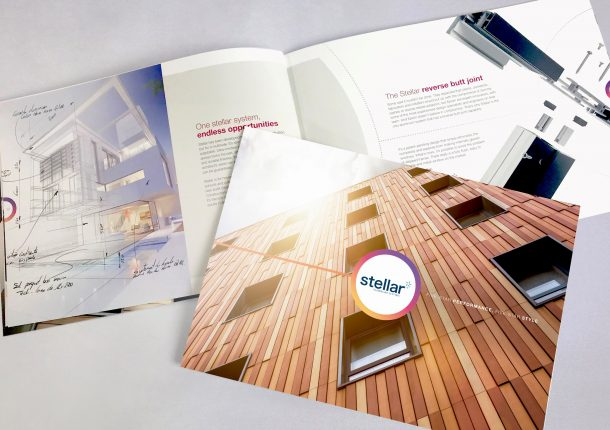 Stellar Aluminium commercial brochure available now